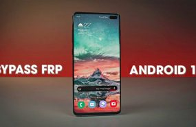 bypass frp android 10